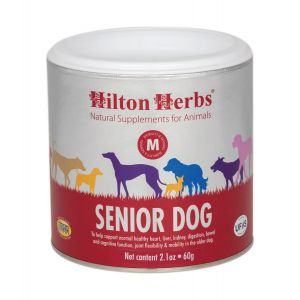 Hilton Herbs Senior Dog - 125gm