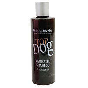 Hilton Herbs Top Dog Medicated Shampoo - 250ml