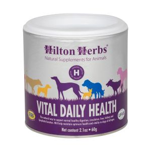 Hilton Herbs Vital Daily Health - 125gm