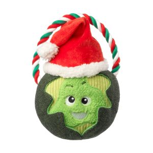 House of Paws Christmas Rope Toy - Sprout