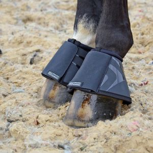 Hy Equestrian Armoured Guard Pro Protect Over reach Boots