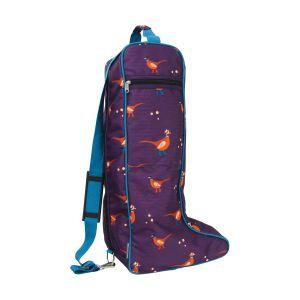 Hy Equestrian Patrick the Pheasant Boot Bag