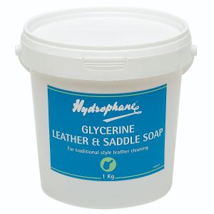 Hydrophane Glycerine Leather & Saddle Soap 1kg