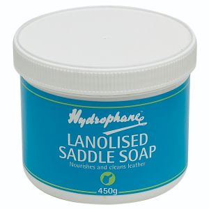 Hydrophane Lanolised Saddle Soap 450gm
