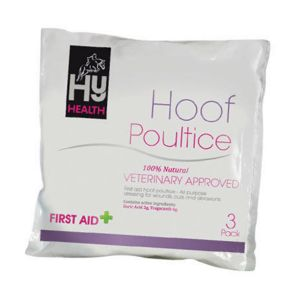 HyHEALTH Hoof Poultice - Pack of 3