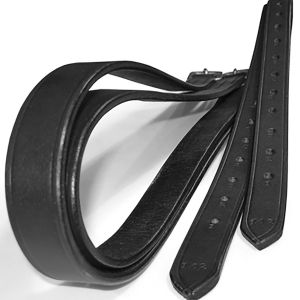 JHL Stirrup Leathers Adult