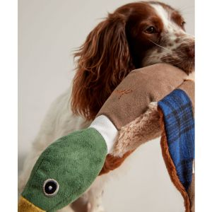 Joules Plush Printed Duck