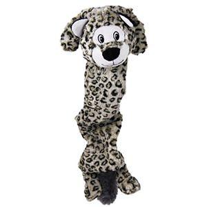 Kong Stretchezz Jumbo Snow Leopard - Xlarge