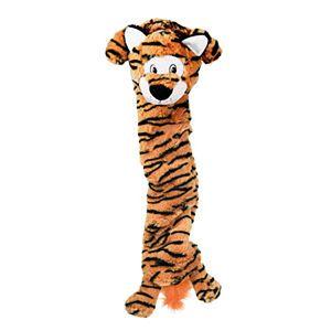 Kong Stretchezz Jumbo Tiger - Xlarge
