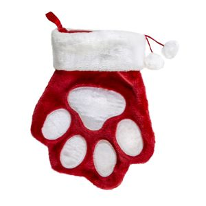 KONG Holiday Stocking Paw - Large