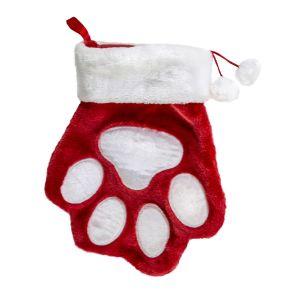 Kong Stocking Holiday Paw - Large