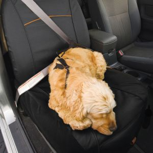 Kurgo Co-Pilot Bucket Seat Cover - Black