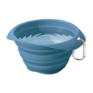 Kurgo Collapse-A-Bowl Blue - 710ml