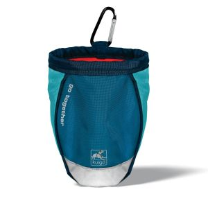 Kurgo Go Stuff It Treat Bag - Blue