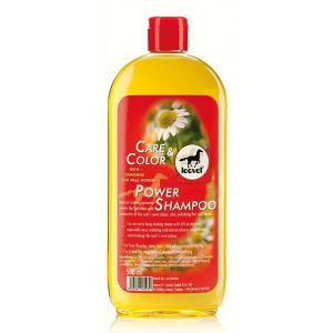 Leovet Power Shampoo for Pale Horses 500ml