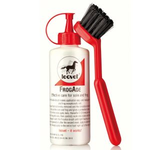 Leovet Frogade c/w Brush