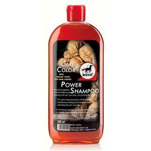 Leovet Power Shampoo for Dark Horses - 500ml