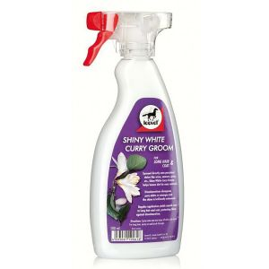 Leovet Shiny White Curry Groom 500ml