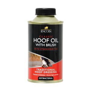 Lincoln Classic Hoof Oil - With Brush - 500ml