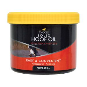 Lincoln Solid Hoof Oil - 400gm