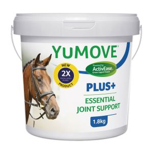 Lintbells YuMove Horse Plus+ Essential Joint Support - 1.8Kg Tub