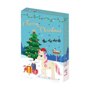 Little Rider Pony Advent Calendar