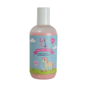 Little Rider Sparkle & Shine '2 in 1' Pony Shampoo & Conditioner - 250ml