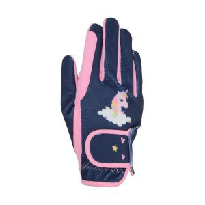Little Unicorn Children's Riding Gloves by Little Rider