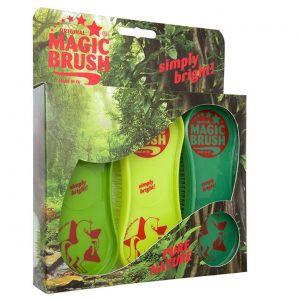MagicBrush Pure Nature x 3 Pack