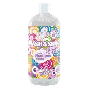 MagicBrush Wash & Shine Shampoo Fruit Surprise - 500ml