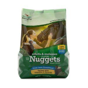 Manna Pro Bite Size Nuggets - Alfalfa Molasses - 1.8kg