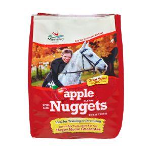 Manna Pro Bite Size Nuggets - Apple - 1.8kg
