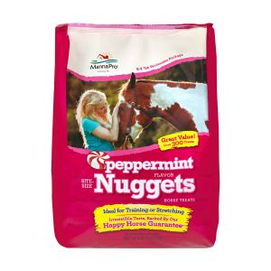 Manna Pro Bite Size Nuggets - Peppermint - 1.8kg