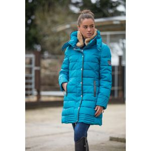 Mark Todd Deluxe Long Padded Jacket - Ladies