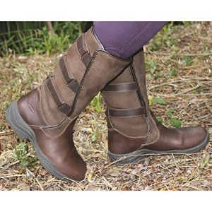 Mark Todd Short Adjustable Boots