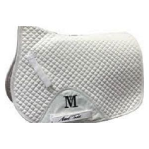 Mark Todd Super Cotton High Wither Saddle Pad GP Cob/Full