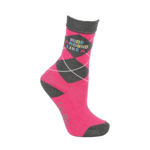 Merry Go Round Socks by Little Rider (Pack of 3)