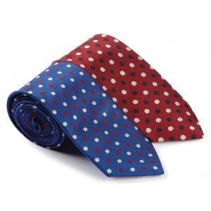Caldene Spotted Tie