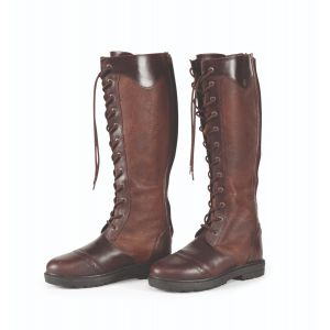 Shires Moretta Ariana Lace Up Boots