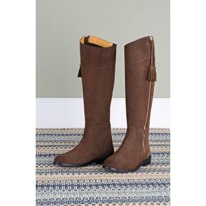 Moretta Florenza Suede Boots