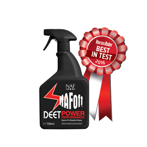 NAF Off Deet Power Performance Spray