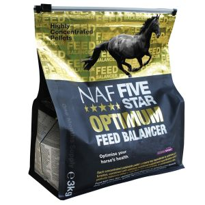 NAF Five Star Optimum Concentrated Feed Balancer - 3.7kg