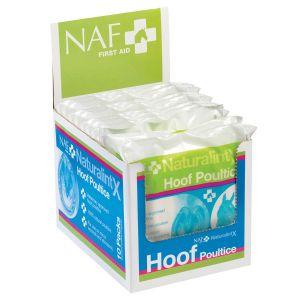 NAF NaturalintX Hoof Poultice - 10 Pack