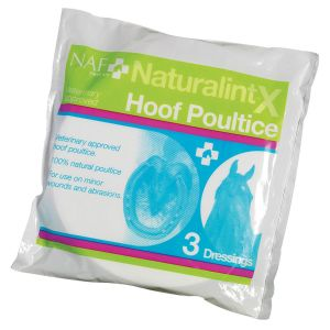 NAF NaturalintX Hoof Poultice - 3 Pack