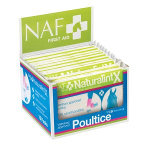 NAF NaturalintX Poultice - 10 Pack