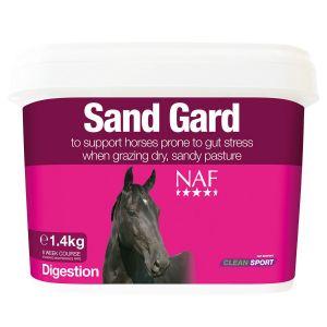 NAF Sand Gard Pellets - 1.2kg
