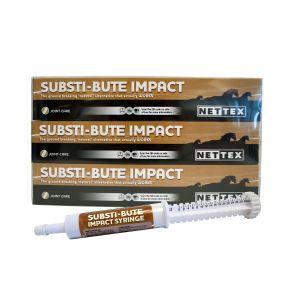 Nettex Substi-Bute Syringe 3 Pack 30ml