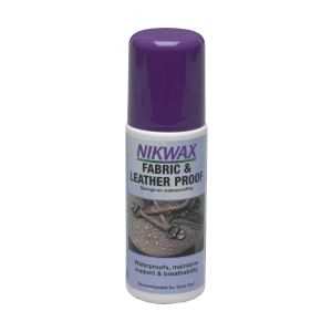 Nikwax Fabric & Leather Proof - 125ml Spray