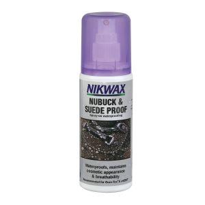 Nikwax Nubuck & Suede Proof Spray - 125ml