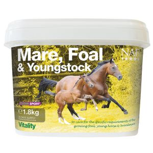 NAF Mare, Foal & Youngstock Supplement 1.8Kg